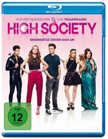High Society - Gegensätze ziehen sich an (Blu-ray), Blu-ray Disc