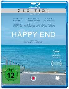 Happy End (2017) (Blu-ray), Blu-ray Disc