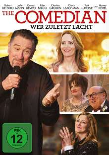 The Comedian, DVD