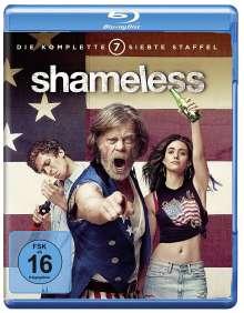 Shameless Season 7 (Blu-ray), 2 Blu-ray Discs