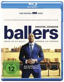 Ballers Staffel 3 (Blu-ray), Blu-ray Disc