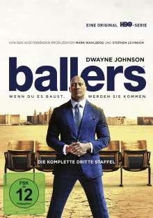 Ballers Staffel 3, DVD