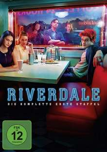 Riverdale Staffel 1, 3 DVDs