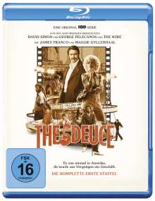 The Deuce Staffel 1 (Blu-ray), 2 Blu-ray Discs