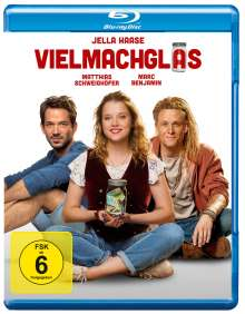Vielmachglas (Blu-ray), Blu-ray Disc