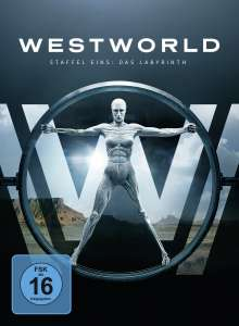 Westworld Staffel 1: Das Labyrinth, 3 DVDs