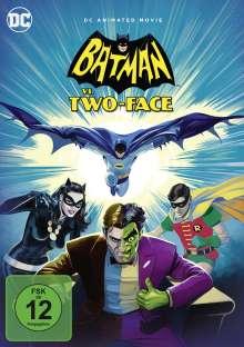 Batman vs. Two-Face, DVD