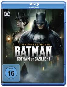 Batman - Gotham by Gaslight (Blu-ray), DVD