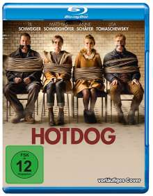 Hot Dog (Blu-ray), Blu-ray Disc