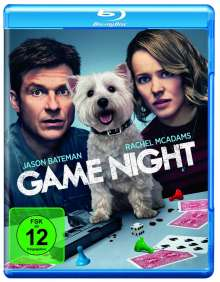 Game Night (Blu-ray), Blu-ray Disc
