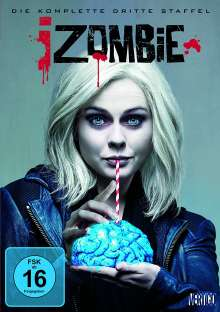 iZombie Staffel 3, 3 DVDs