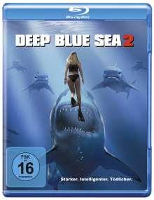 Deep Blue Sea 2 (Blu-ray), Blu-ray Disc