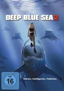 Deep Blue Sea 2, DVD