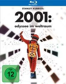 2001: Odyssee im Weltraum (50th Anniversary Edition) (Blu-ray), Blu-ray Disc