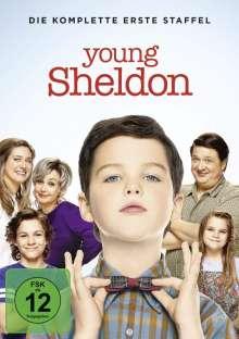 Young Sheldon Season 1, 3 DVDs