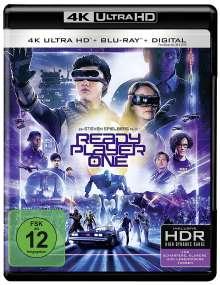 Ready Player One (Ultra HD Blu-ray & Blu-ray), Ultra HD Blu-ray