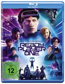 Ready Player One (Blu-ray), Blu-ray Disc