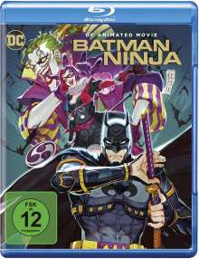 Batman: Ninja (Blu-ray), Blu-ray Disc