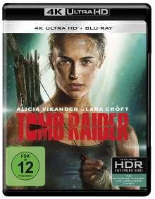 Tomb Raider (2018) (Ultra HD Blu-ray & Blu-ray), 1 Ultra HD Blu-ray und 1 Blu-ray Disc