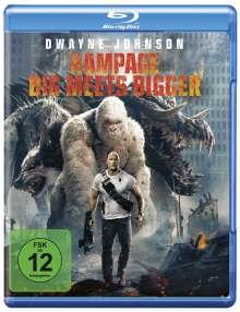 Rampage (2018) (Blu-ray), Blu-ray Disc