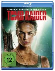 Tomb Raider (2018) (Blu-ray), Blu-ray Disc