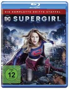 Supergirl Staffel 3 (Blu-ray), 4 Blu-ray Discs