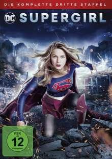 Supergirl Staffel 3, 5 DVDs
