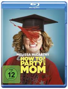 How to Party with Mom (Blu-ray), Blu-ray Disc