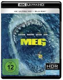 MEG (Ultra HD Blu-ray & Blu-ray), 2 Ultra HD Blu-rays