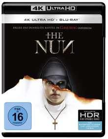 The Nun (Ultra HD Blu-ray & Blu-ray), Ultra HD Blu-ray