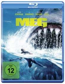 MEG (Blu-ray), Blu-ray Disc