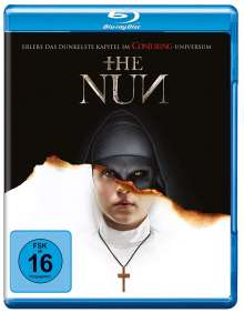 The Nun (Blu-ray), Blu-ray Disc