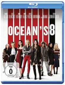 Ocean's Eight (Blu-ray), Blu-ray Disc