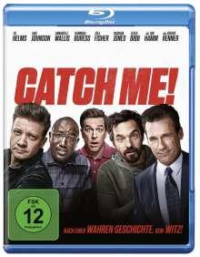 Catch Me! (Blu-ray), Blu-ray Disc