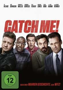 Catch Me!, DVD