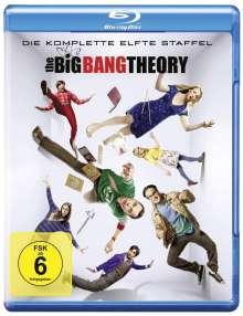 The Big Bang Theory Staffel 11 (Blu-ray), 2 Blu-ray Discs