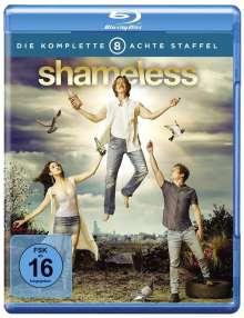 Shameless Season 8 (Blu-ray), 3 Blu-ray Discs