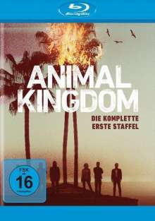 Animal Kingdom Staffel 1 (Blu-ray), 2 Blu-ray Discs