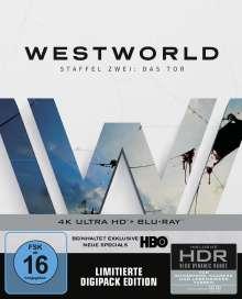 Westworld Staffel 2: Die Tür (Ultra HD Blu-ray & Blu-ray), 6 Ultra HD Blu-rays