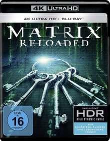Matrix Reloaded (Ultra HD Blu-ray & Blu-ray), 1 Ultra HD Blu-ray und 1 Blu-ray Disc