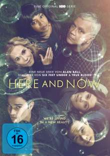 Here and Now Staffel 1, 4 DVDs