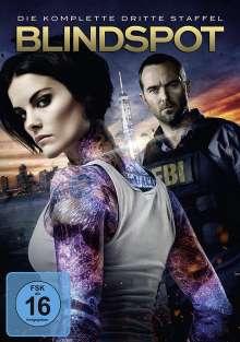 Blindspot Staffel 3, 5 DVDs