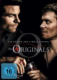 The Originals Staffel 5 (finale Staffel), 3 DVDs