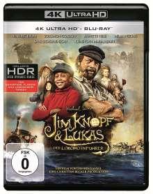 Jim Knopf & Lukas der Lokomotivführer (Ultra HD Blu-ray & Blu-ray), Ultra HD Blu-ray