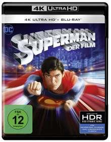 Superman I (Ultra HD Blu-ray & Blu-ray), 2 Ultra HD Blu-rays