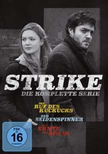 Strike (Komplette Serie), 2 DVDs