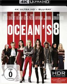 Ocean's Eight (Ultra HD Blu-ray & Blu-ray), Ultra HD Blu-ray