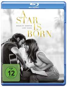 A Star Is Born (2018) (Blu-ray), Blu-ray Disc