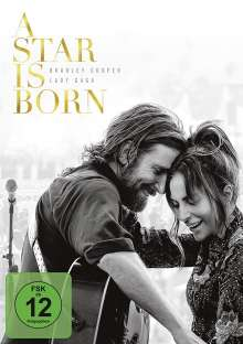 A Star Is Born (2018), DVD