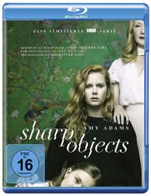 Sharp Objects (Blu-ray), 3 Blu-ray Discs